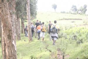 Hiking The Congo Nile Trail